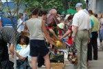 Центральный рынок Кишинева был оцеплен полицией для обнаружения нарушителей