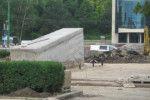 У ЖД вокзала в Кишиневе выложат газон за 600 тысяч леев.