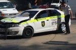 В Молдове за 7 месяцев произошло 30 ДТП с участием автомобилей МВД.