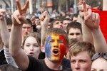 Унионистский марш снова набирает обороты
