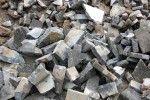 бетонный лом