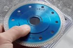алмазные диски для плитки