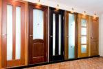 двери межкомнатные шпон